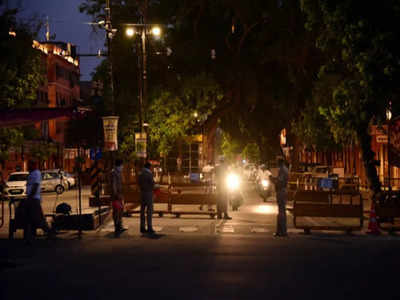 Night curfew extended in the city till October 25