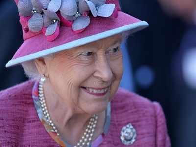 Britain's Queen Elizabeth II appoints first black household staffer