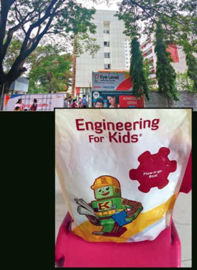 Parents furious about activity kit mandate at GIIS