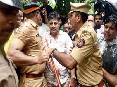 Being DK Shivakumar: Congress' trouble-shooter shows his mettle in Mumbai