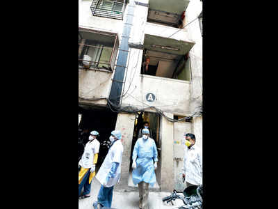 Death toll tops 7K-mark in Pune dist, 1,957 cases