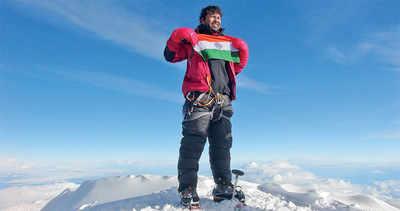 Bengalurean conquers the Seven Summits