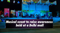 Musical event 'Ummeed Ki Kiran' held in Delhi to sensitise people about underprivileged