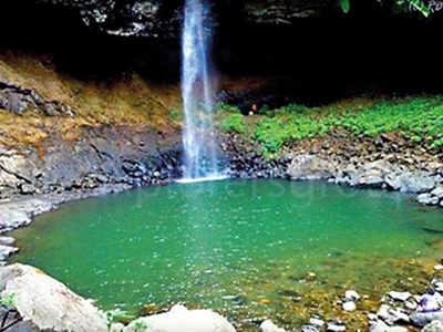 PLAN AHEAD: Visit a waterfall