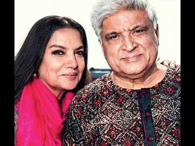 Javed Akhtar and Shabana Azmi's song for spilled soup