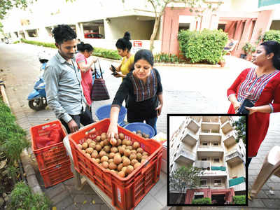 Pashan society reaches out to farmers for organic produce
