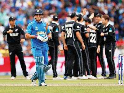 India's crushing slip between cup and lip
