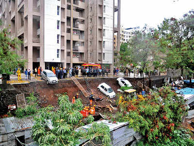 Kondhwa, Ambegaon  Tragedies: Poor masonry led to the collapse of two walls, says College of Engineering Pune report