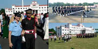 Passing out Parade of the Officers Training Academy held in Chennai