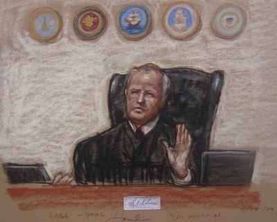 US judge retires from 9/11 case at Guantanamo