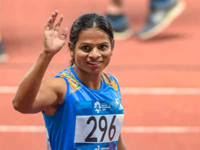 Dutee Chand to train in Hyderabad until 2019 Asian, World Championships