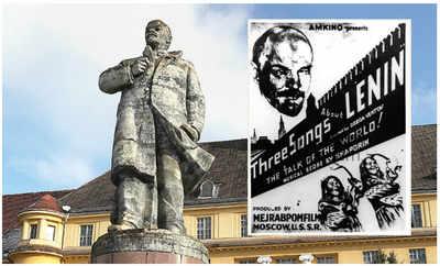 Songs about Lenin