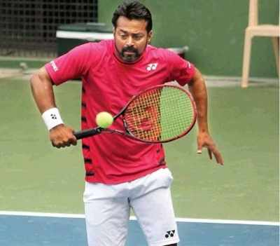 Leander Paes returns to Asian Games, Yuki Bhambri was 'exempted'