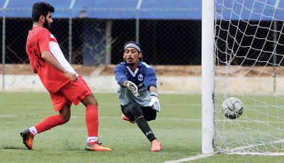 Deepan's hat-trick powers Binny FC