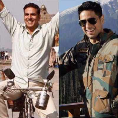 Akshay Kumar's Padman to clash with Sidharth Malhotra, Manoj Bajpayee-starrer Aiyaari on Republic Day 2018