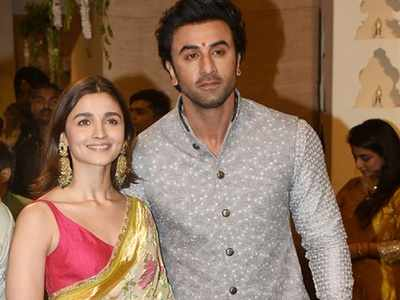 Photos: Alia Bhatt attends Ambani's Ganpati celebration with Ranbir Kapoor