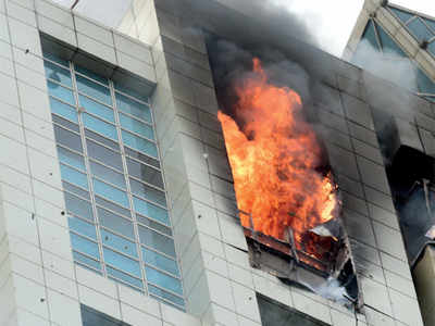BeauMonde fire: NRI bizman's duplex gutted in blaze at plush highrise