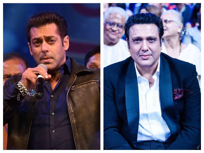 Salman Khan, Govinda to come together on Indian Idol