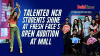Talented NCR students shine at Fresh Face's open audition at mall