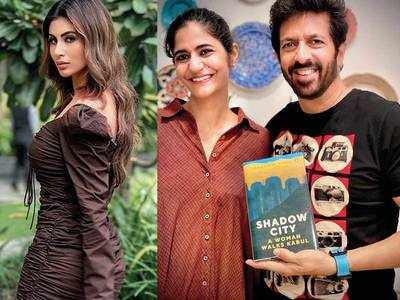 Here's what Kabir Khan, Mouni Roy, Bobby Deol, Rakul Preet Singh, Hansal Mehta, Patralekhaa read during the lockdown