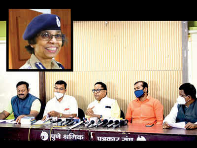 'Former CP Shukla had grudge against constable couple'