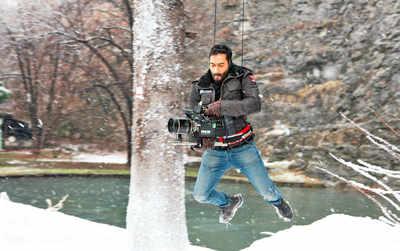 Ajay Devgn's fun time in Bulgaria