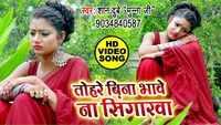 Watch: Bhojpuri song 'Tohra Bina Bhawe Na Singarwa' from 'Piya Bina Singaar 2' sung by Shaan Dubey Munnaji