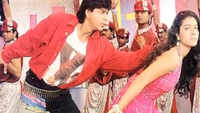 Did you know Gauri Khan designed Shah Rukh Khan's look in 'Baazigar' song 'Ye Kaali Kaali Aankhen'?