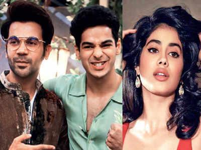 Ishaan Khatter tells Rajkummar Rao to 'be wary' of Janhvi Kapoor