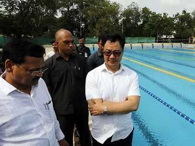 SAI campus in Gandhinagar to get centre for para athletes: Kiren Rijiju
