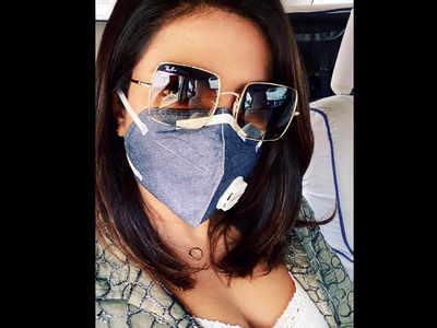Priyanka Chopra's on the mask
