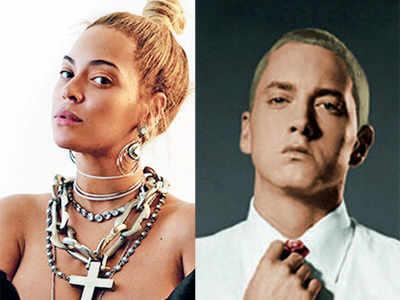 Beyonce, Eminem to headline Coachella