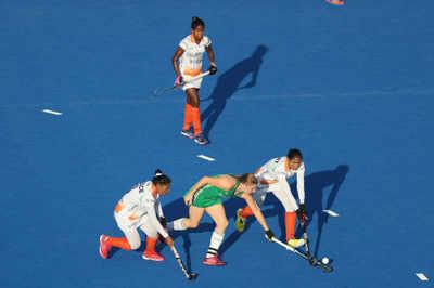 Women's Hockey World Cup: India lose to Ireland in tie-breaker