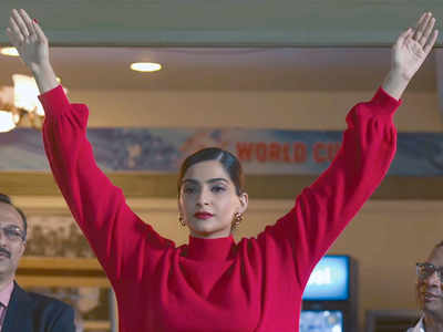 The Zoya Factor movie review: This Sonam Kapoor and Dulquer Salmaan-starrer is an average film that doesn't quite make it across the boundary line