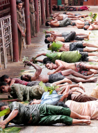 'Stop the Brahmins-first practice at Madae Snana'