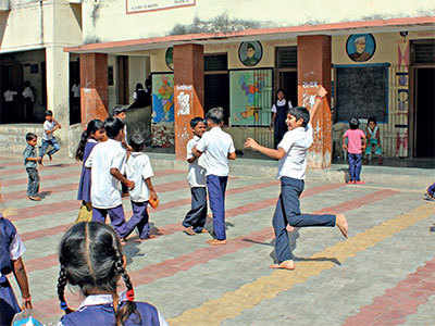 Ahmedabad tops list of number of schools in Gujarat without playgrounds