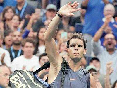 I'll be back, vows Nadal after injury halts US Open repeat bid