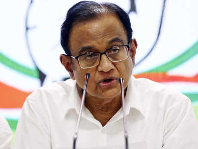 Ex-finance minister P Chidambaram is on 3 agencies' radar