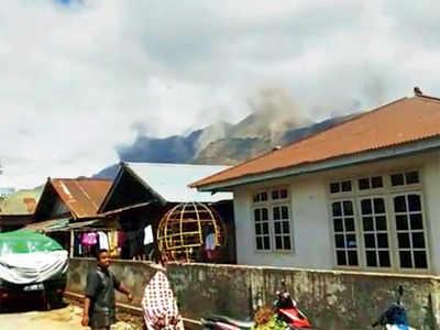 Fresh quake rocks Indonesian island