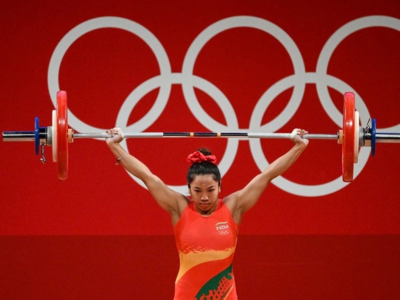 Manipur: Family of weightlifter Mirabai Chanu bursts into cheers after she wins Silver