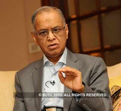 Demonetisation went down well with rural India: Narayana Murthy