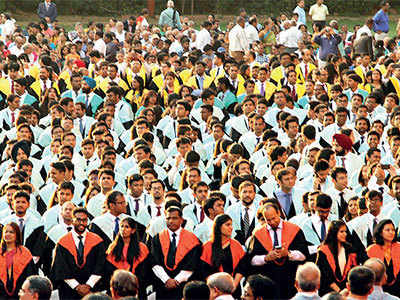 IIMA 53rd annual convocation: Janmejaya Kumar Sinha tells students to avoid stress and work on their strengths
