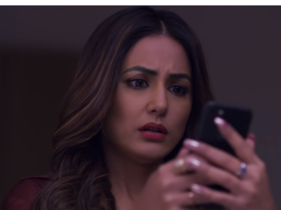 Hacked trailer out: Hina Khan's world turns upside down when 19-year-old Rohan Shah hacks her life
