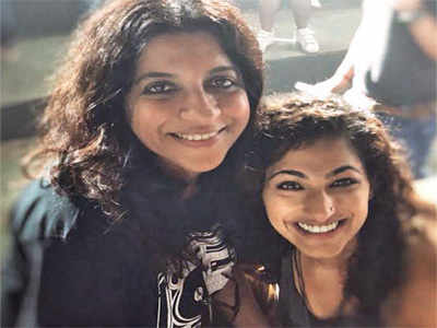 Lucky break for Kubra Sait in Zoya Akhtar's Gully Boy