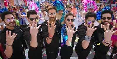 Golmaal Again movie review: This Rohit Shetty directorial starring Ajay Devgn is a deplorable comedy