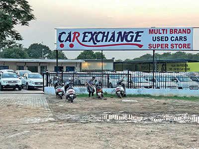 Used-car dealer gets duped using fake NOC