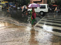 After a long dry spell, pre-monsoon rain begins in Pune