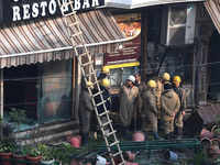 14 more Delhi hotels to shut over fire safety violations