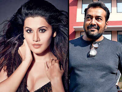 Taapsee Pannu, Anurag Kashyap reunite for a supernatural thriller