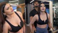 Here's how Sherlyn Chopra keeps herself fit